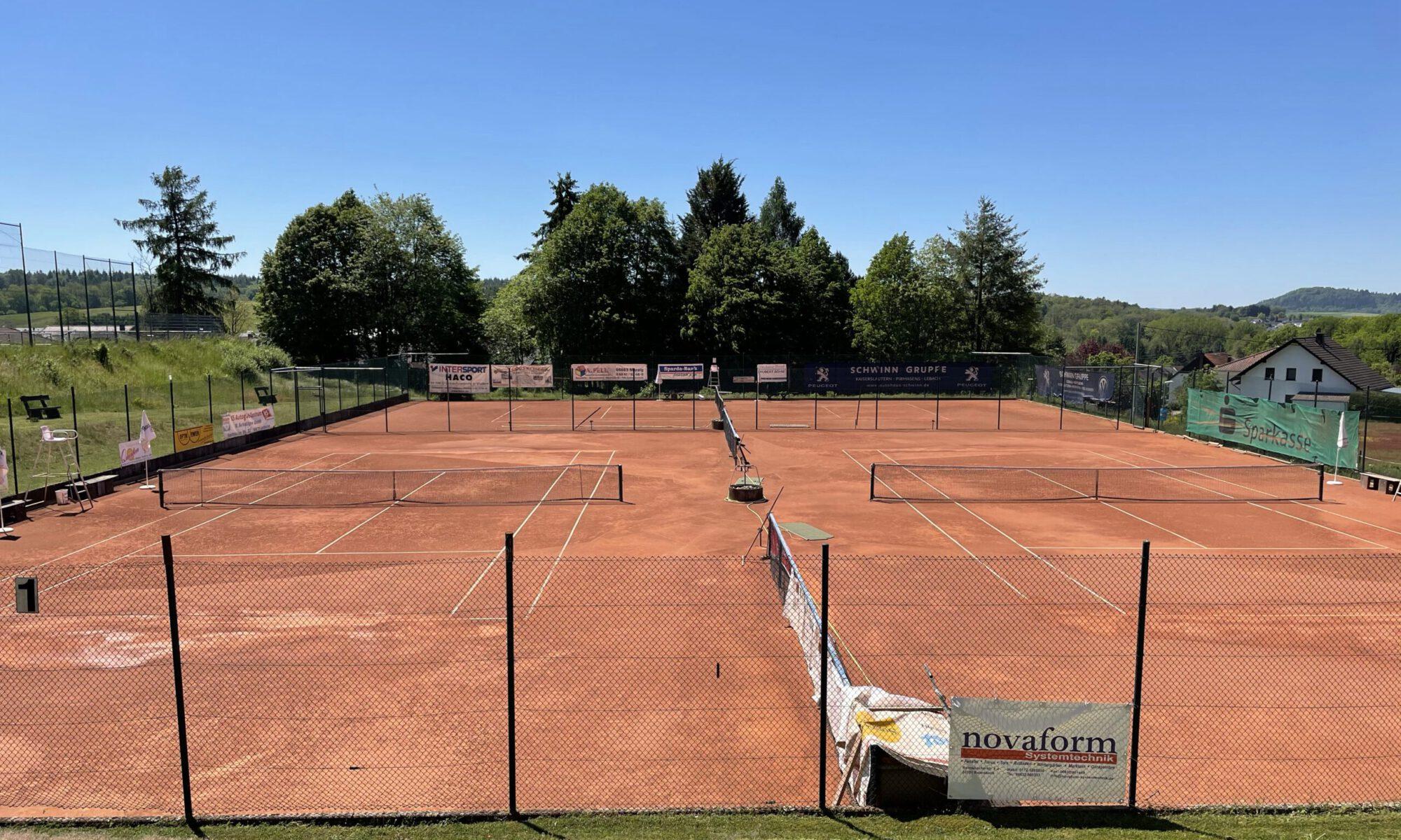 Tennisfreunde Oppen 1980 e.V.